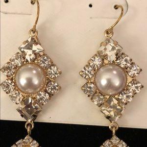 Badgley Mischka Jewelry - Badgley Mischka Eartings